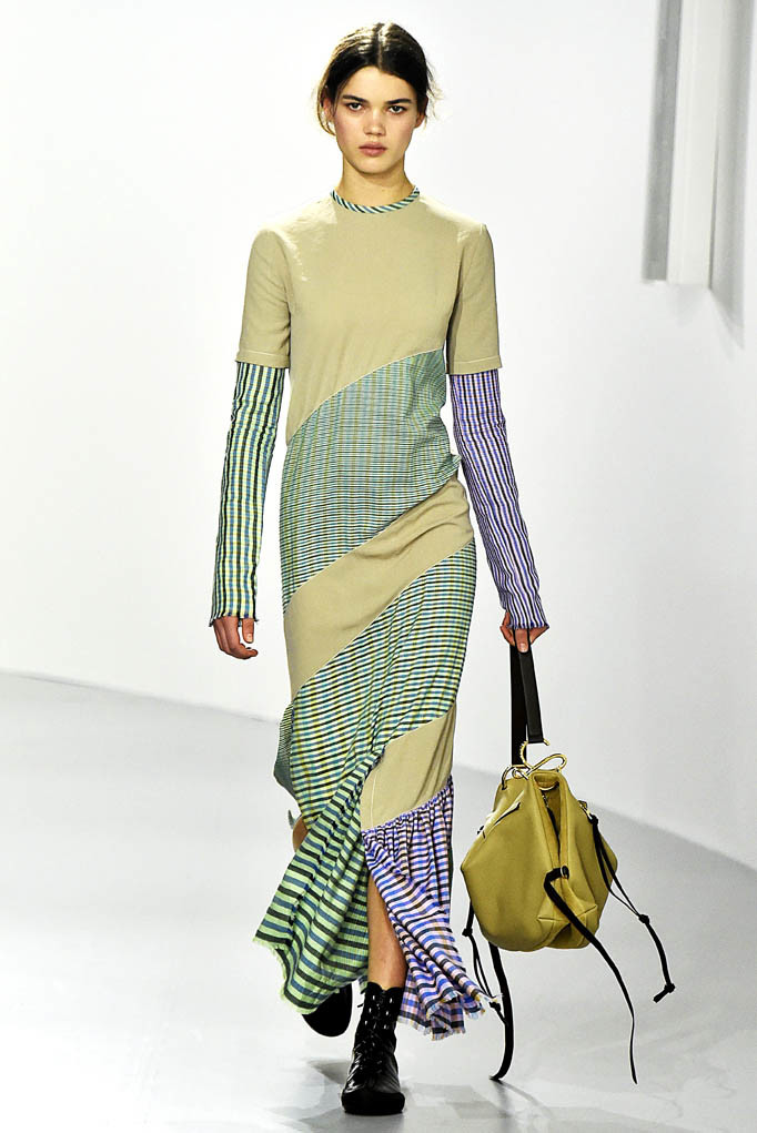 Loewe Paris Fashion Week Spring Summer 2018 Paris September/October 2017