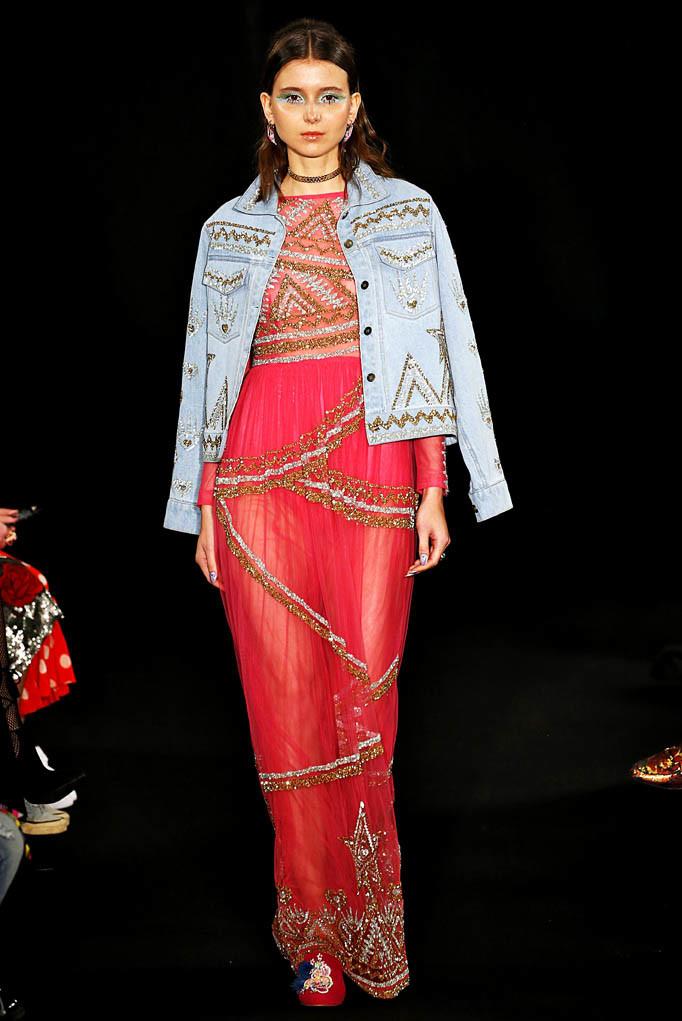 Manish Arora Paris Fashion Week Spring Summer 2018 Paris September/October 2017