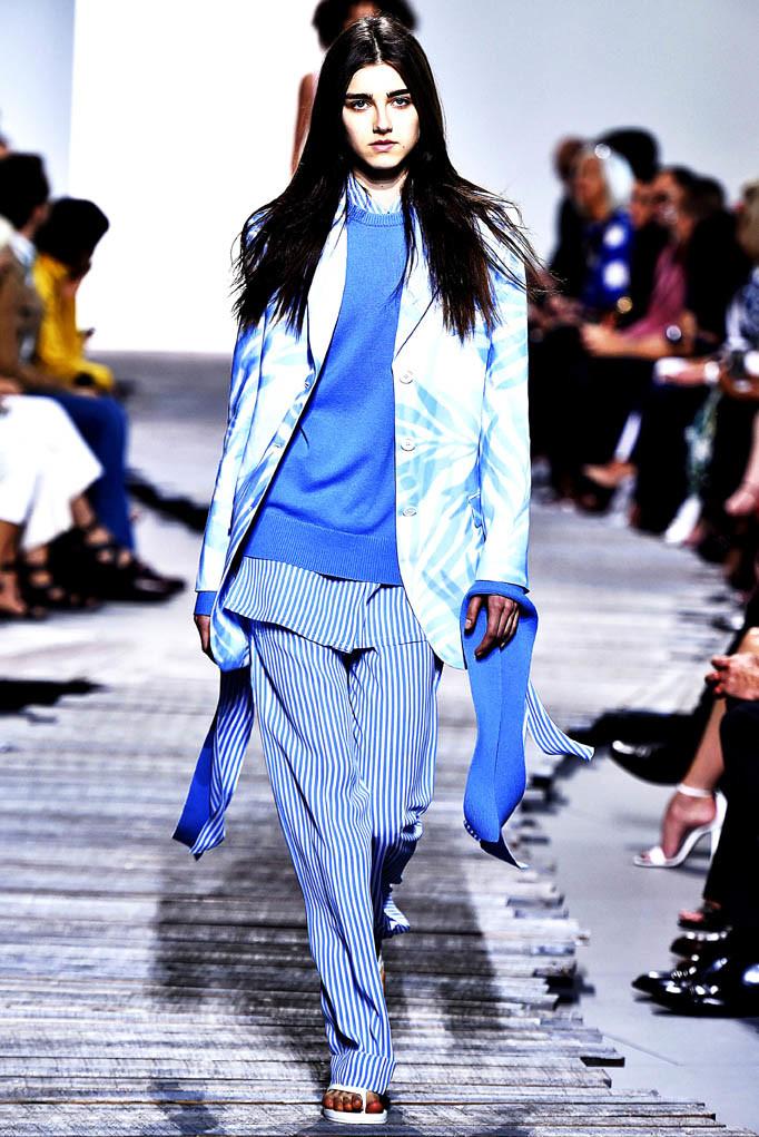 Micheal Kors New York Fashion Week Spring Summer 2018 NY September 2017