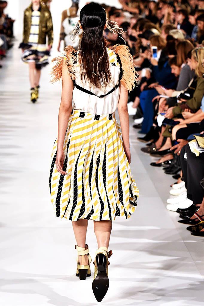 Maison Margiela Paris Fashion Week Spring Summer 2018 Paris September/October 2017