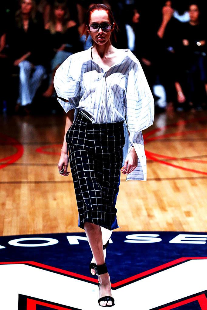 Monse New York Fashion Week Spring Summer 2018 NY September 2017