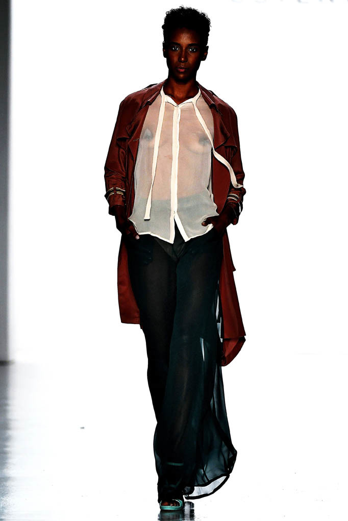 Marcel Ostertag New York Fashion Week Spring Summer 2018 NY September 2017