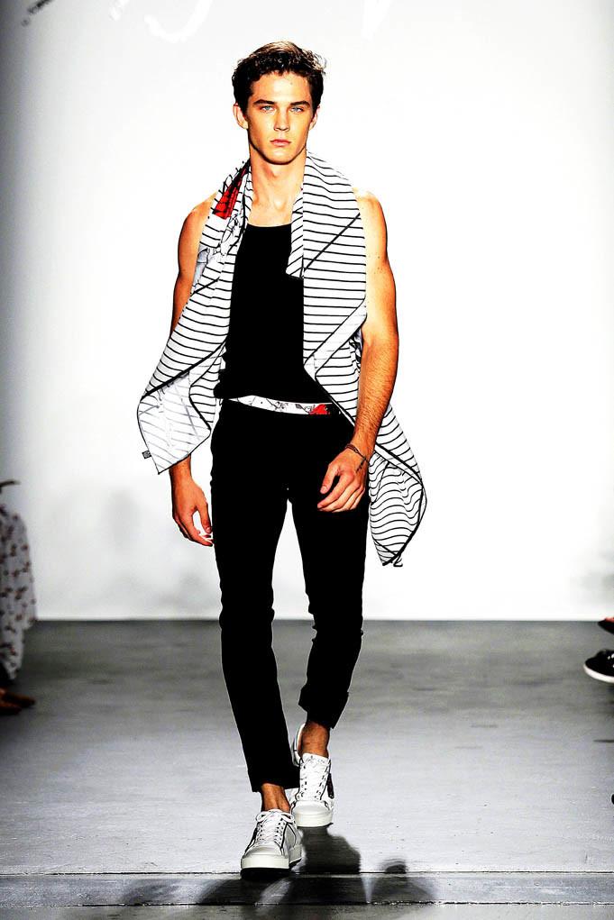 Miguel Vieira New York Fashion Week Spring Summer 2018 NY September 2017