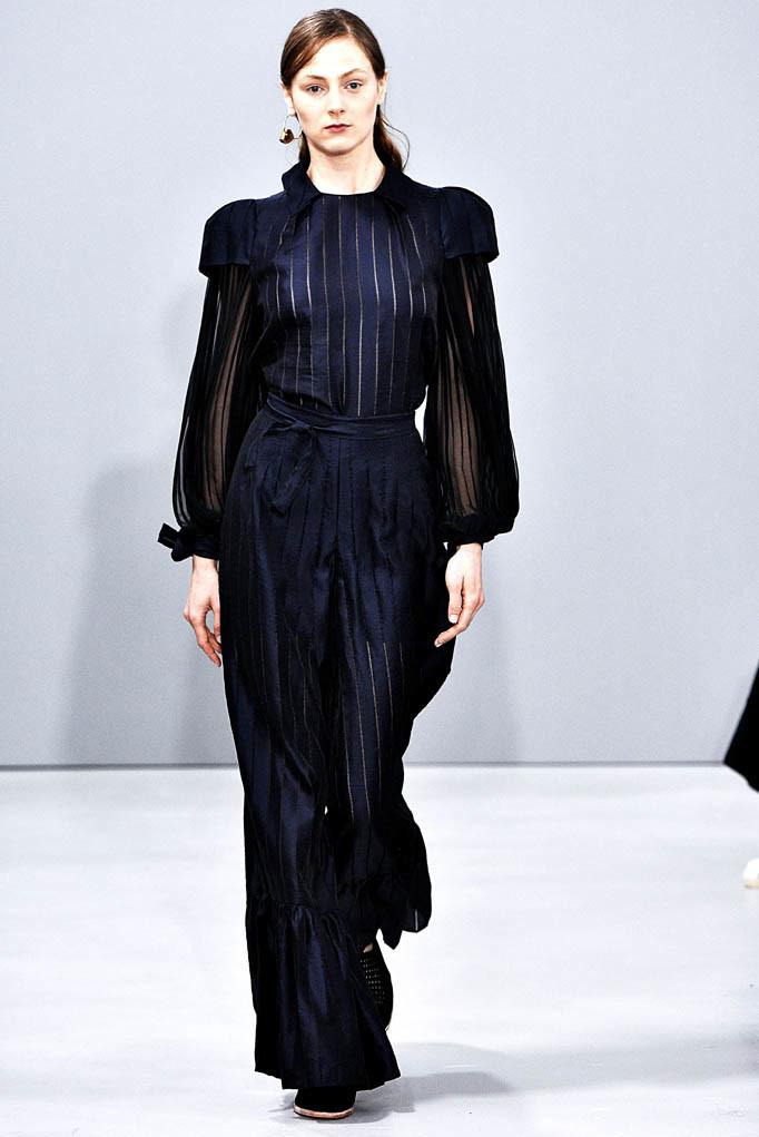 Nobi Talai Paris Fashion Week Spring Summer 2018 Paris Sept-Oct 2017