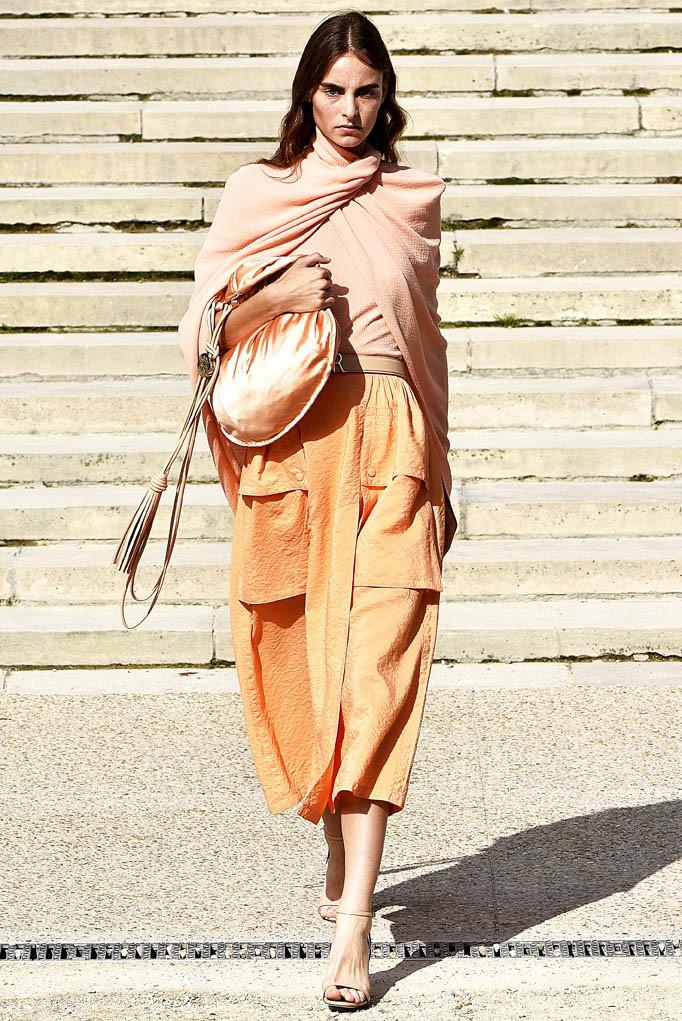 Nina Ricci Paris Fashion Week Spring Summer 2018 Paris Sept-Oct 2017