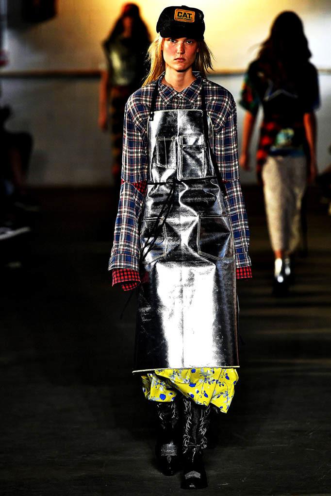 R13 New York Fashion Week Spring Summer 2018 NY September 2017