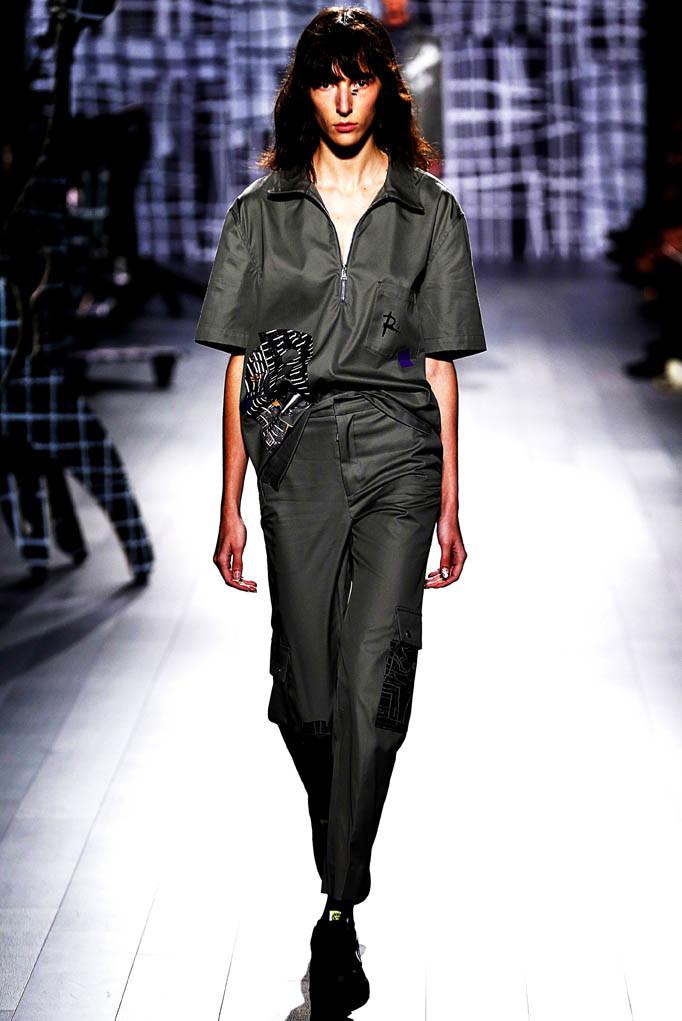 Rochambeau New York Fashion Week Spring Summer 2018 NY September 2017