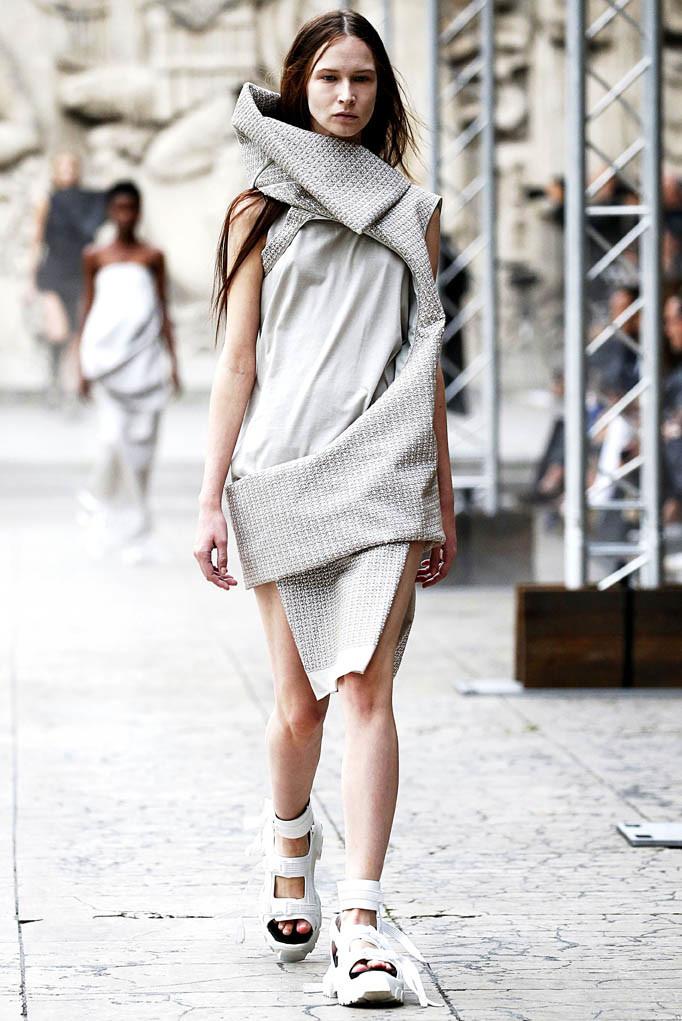 Rick Owens Paris Fashion Week Spring Summer 2018 Paris Sept-Oct 2017