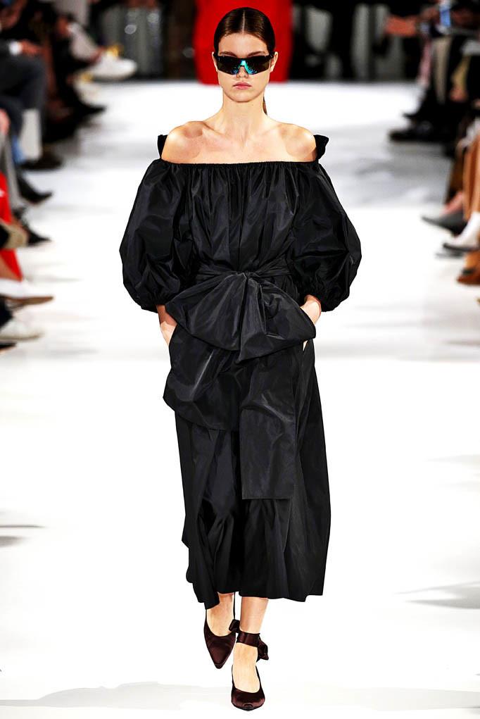 Stella McCartney Paris Fashion Week Spring Summer 2018 Paris September/October 2017
