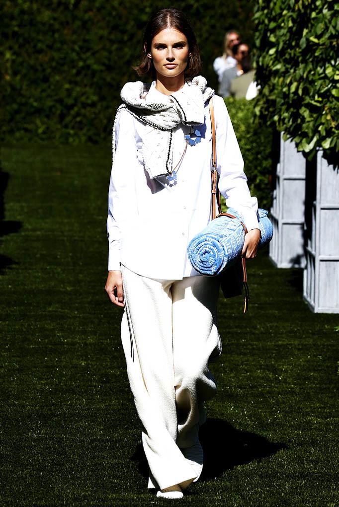 Tory Burch New York Fashion Week Spring Summer 2018 NY September 2017