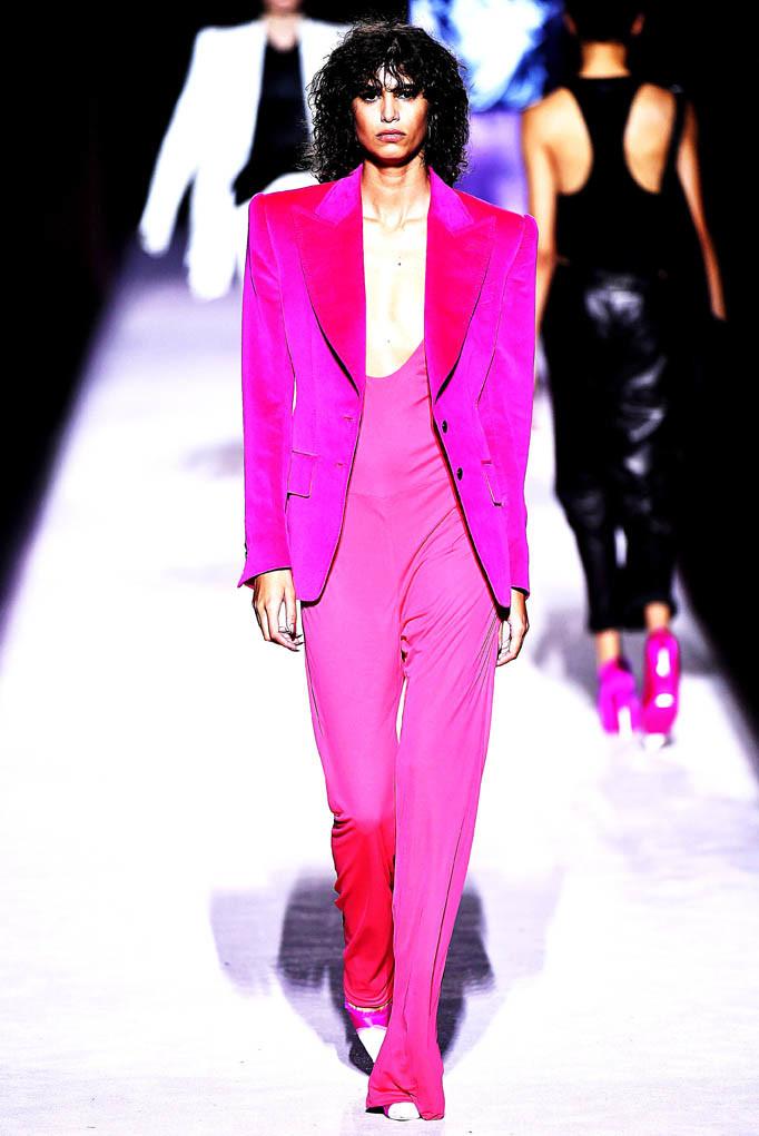 Tom Ford New York Fashion Week Spring Summer 2018 NY September 2017