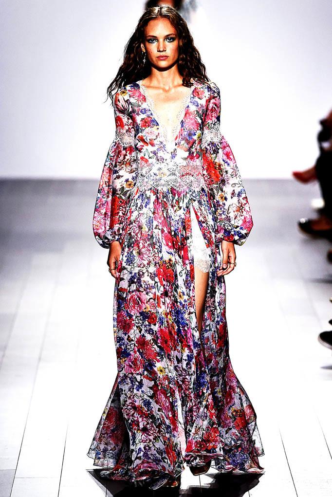 Tadashi Shoji New York Fashion Week Spring Summer 2018 NY September 2017