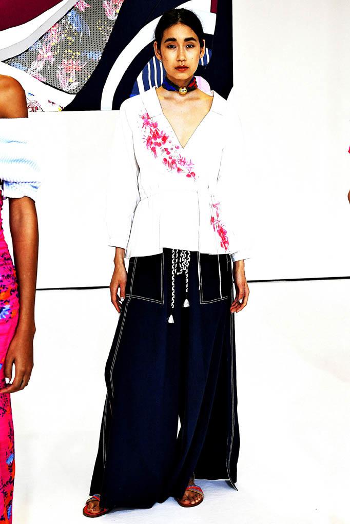 Tanya Taylor New York Fashion Week Spring Summer 2018 NY September 2017