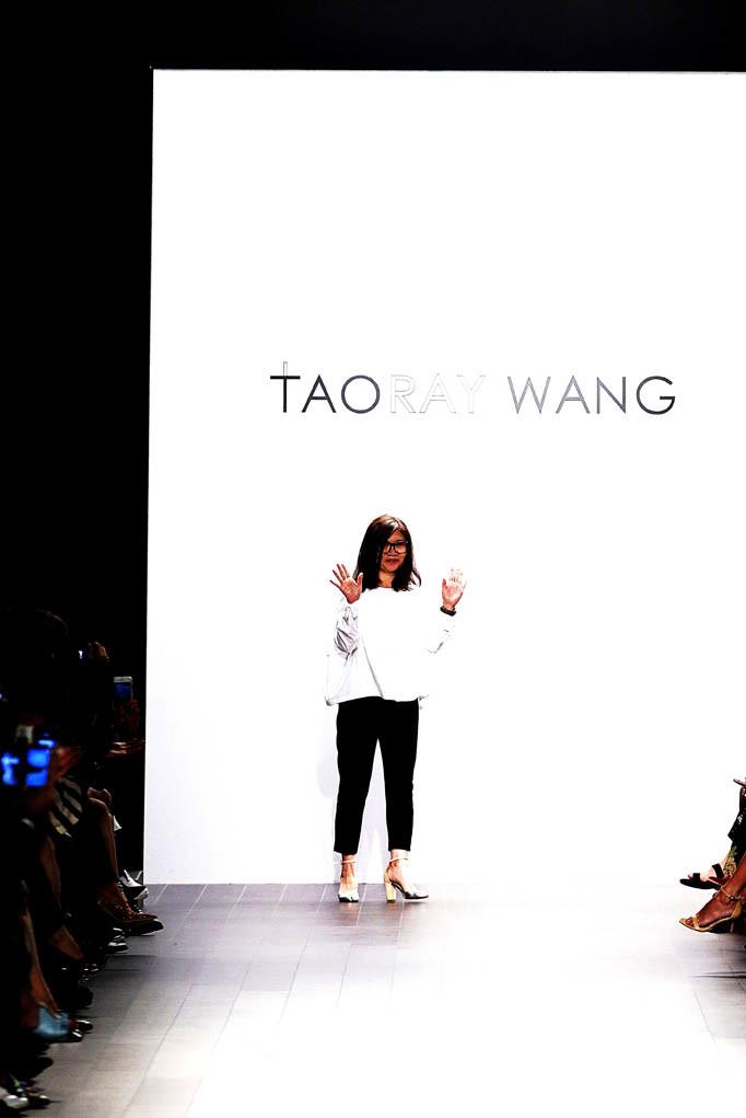 Taoray Wang New York Fashion Week Spring Summer 2018 NY September 2017