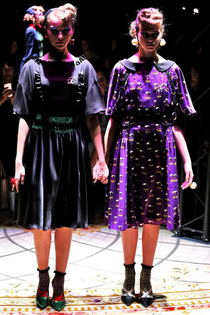Undercover Paris Fashion Week Spring Summer 2018 Paris Sept-Oct 2017