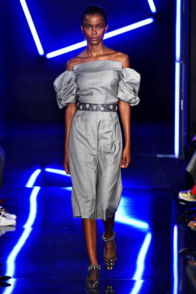 Ungaro Paris Fashion Week Spring Summer 2018 Paris September/October 2017