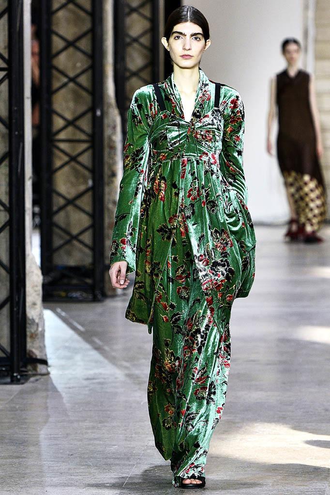 Uma Wang Paris Fashion Week Spring Summer 2018 Paris Sept-Oct 2017