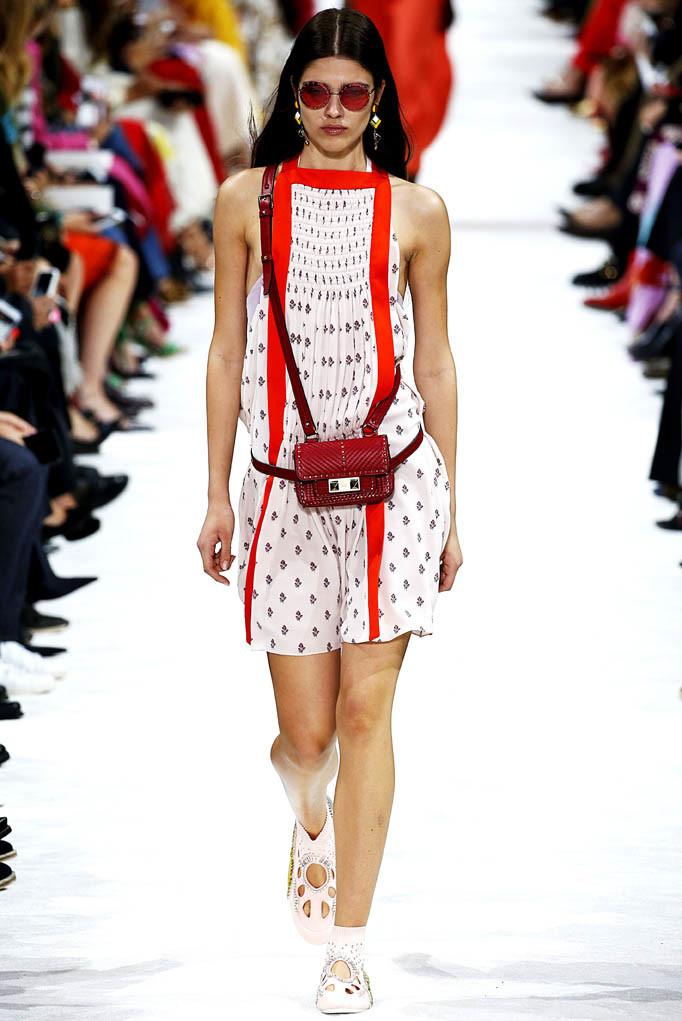 Valentino Paris Fashion Week Spring Summer 2018 Paris September/October 2017