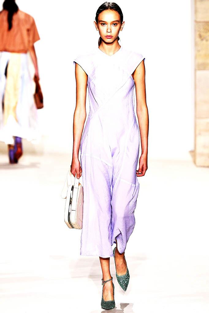 Victoria Beckham New York Fashion Week Spring Summer 2018 NY September 2017