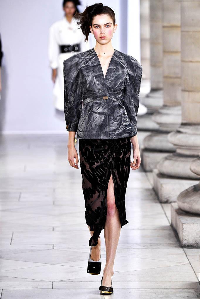 Veronique Leroy Paris Fashion Week Spring Summer 2018 Paris September/October 2017