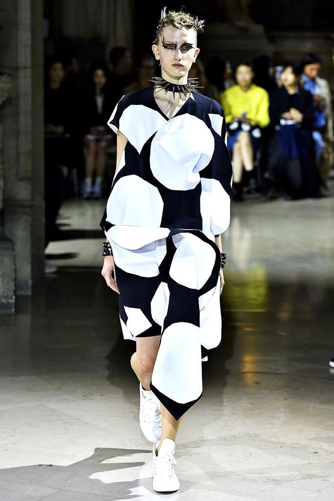 Junya Watanabe Paris Fashion Week Spring Summer 2018 Paris September/October 2017