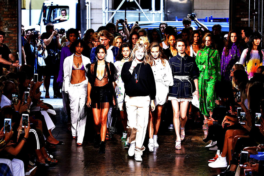Zadig et Voltaire New York Fashion Week Spring Summer 2018 NY September 2017