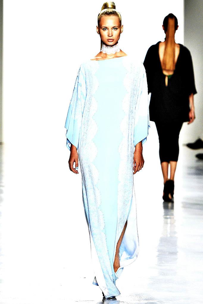 Zang Toi New York Fashion Week Spring Summer 2018 NY September 2017