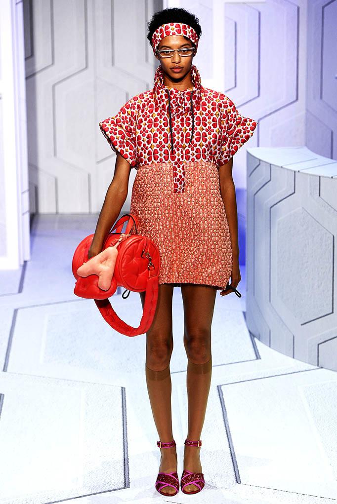 Anya Hindmarch London Fashion Week Spring Summer 2018 London September 2017