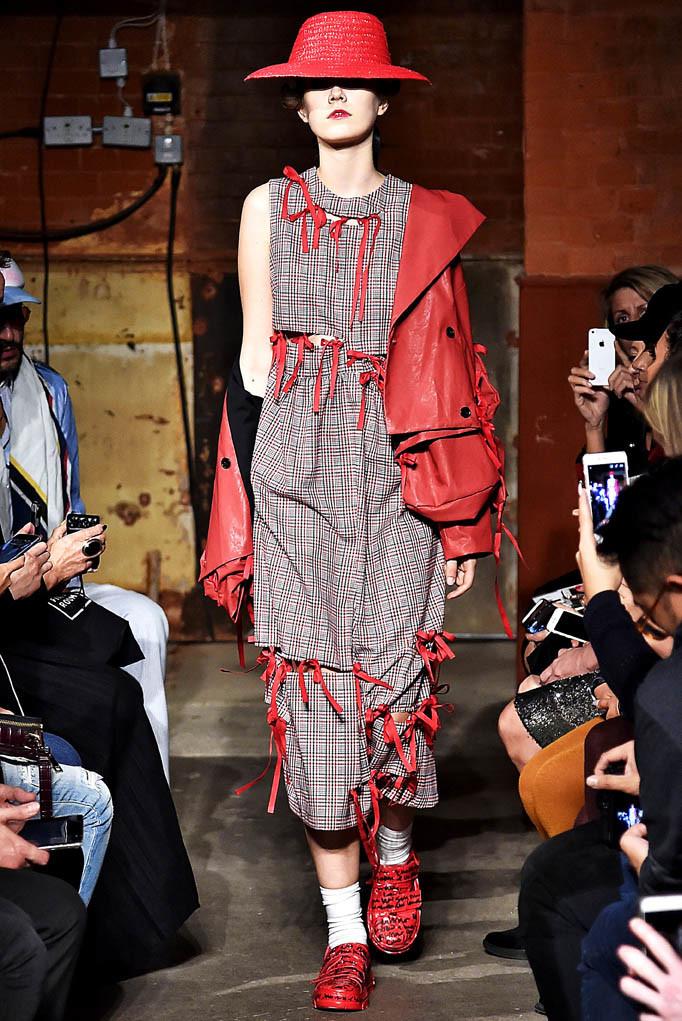 Alexandra Moura London Fashion Week Spring Summer 2018 London September 2017