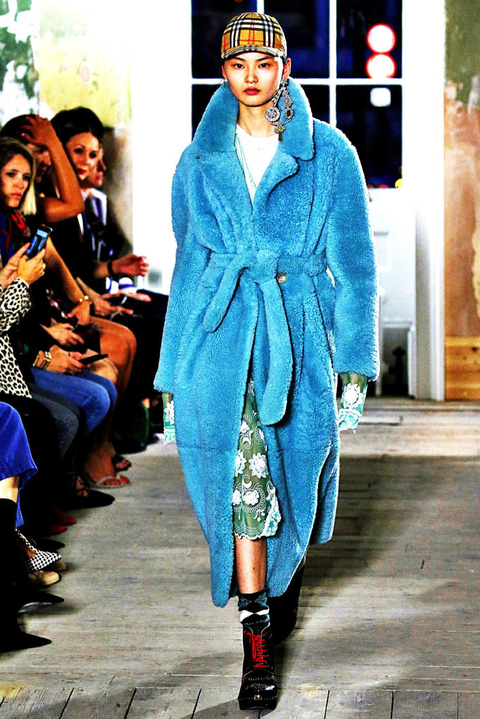 Burberry London Fashion Week Spring Summer 2018 London September 2017