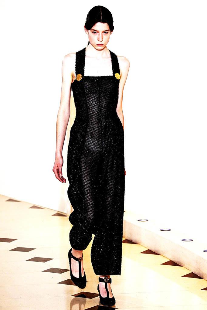 Emilia Wickstead London Fashion Week Spring Summer 2018 London September 2017